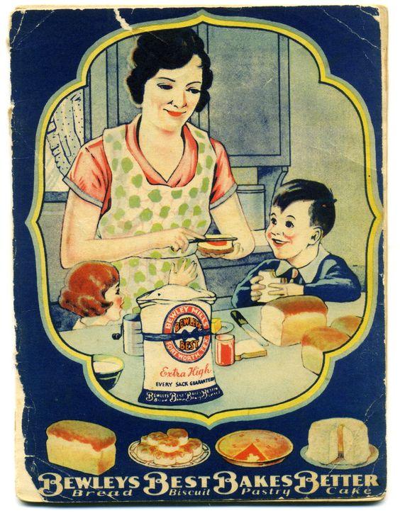 1933 Bewleys Best Bakes Better ... Bewley Mills, Fort Worth, Texas