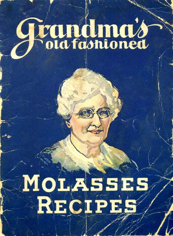 Undated old Grandma's Molasses Recipes