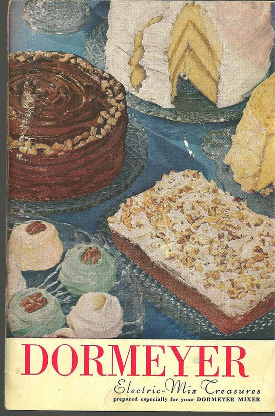1947 Dormeyer Electric-Mix Treasures