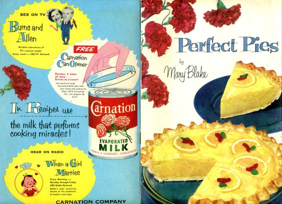 1954 Perfect Pies