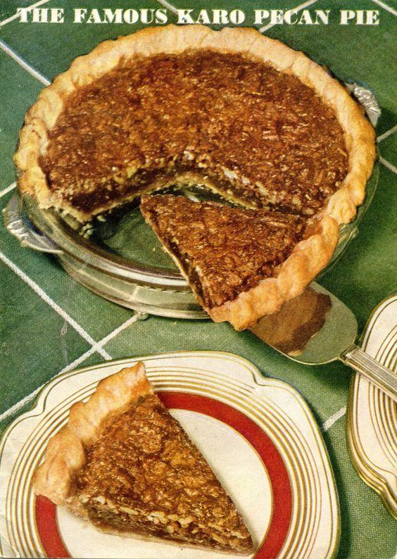The Famous Karo Pie