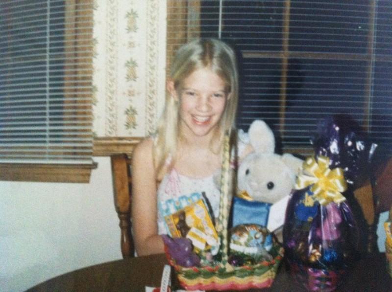 Lisa, Easter 1980