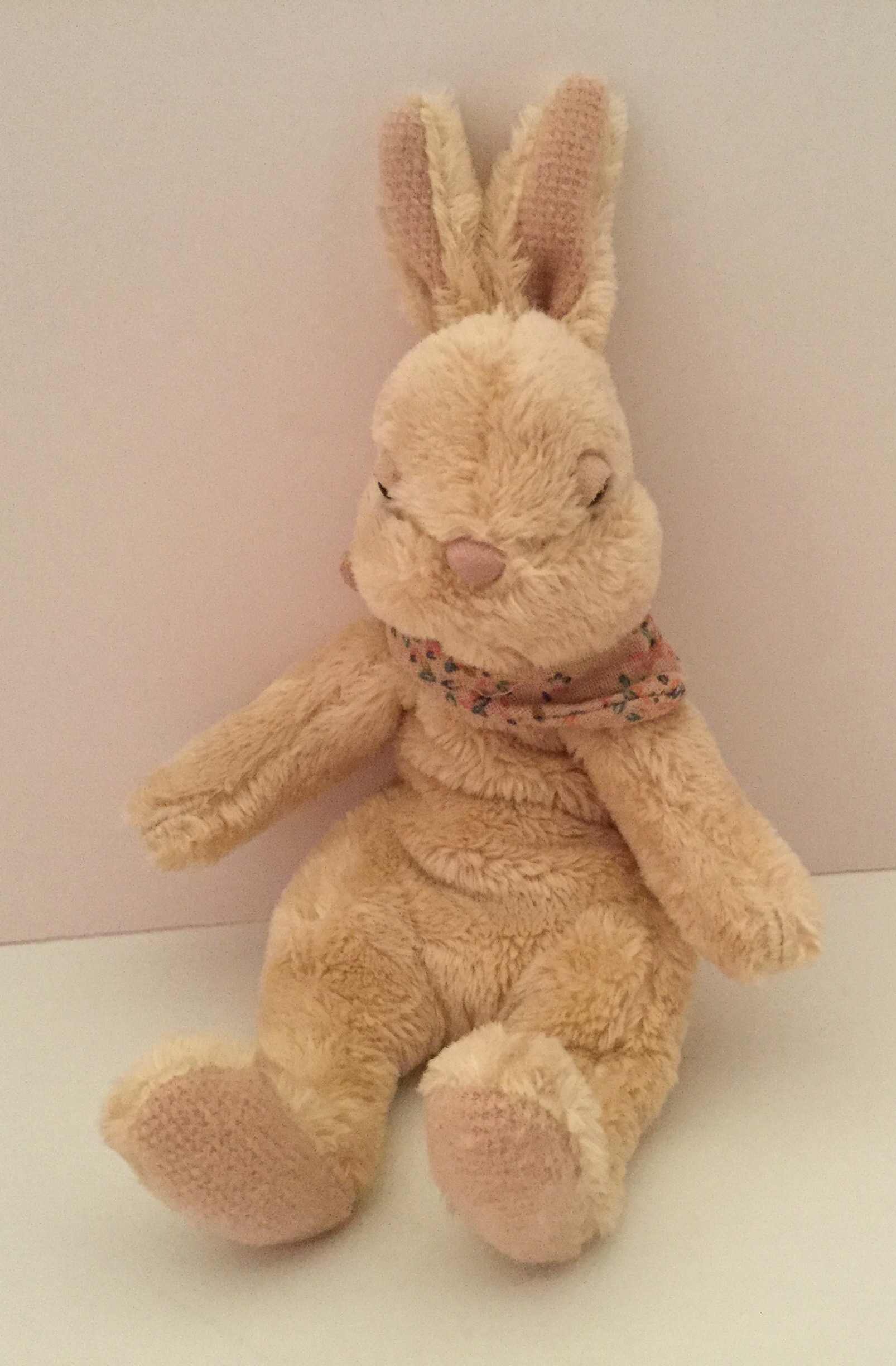 New bunny from Laurie ... the cutest ever!