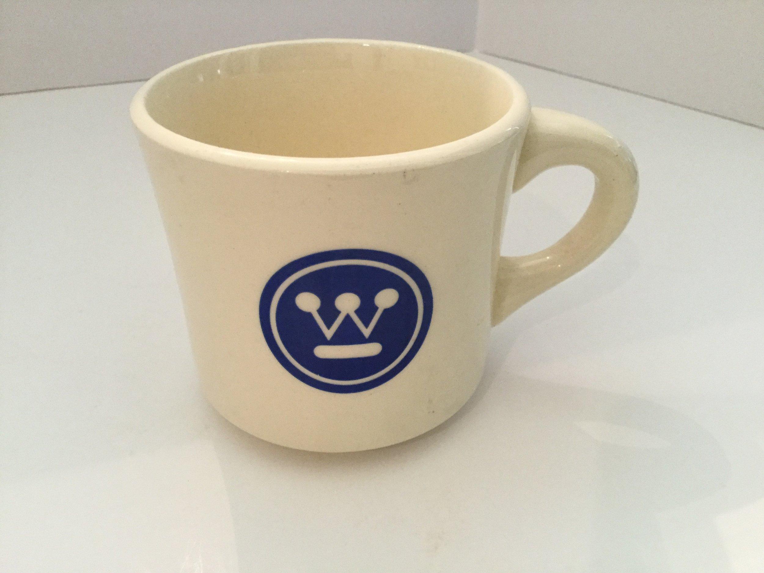 Dad's Westinghouse mug