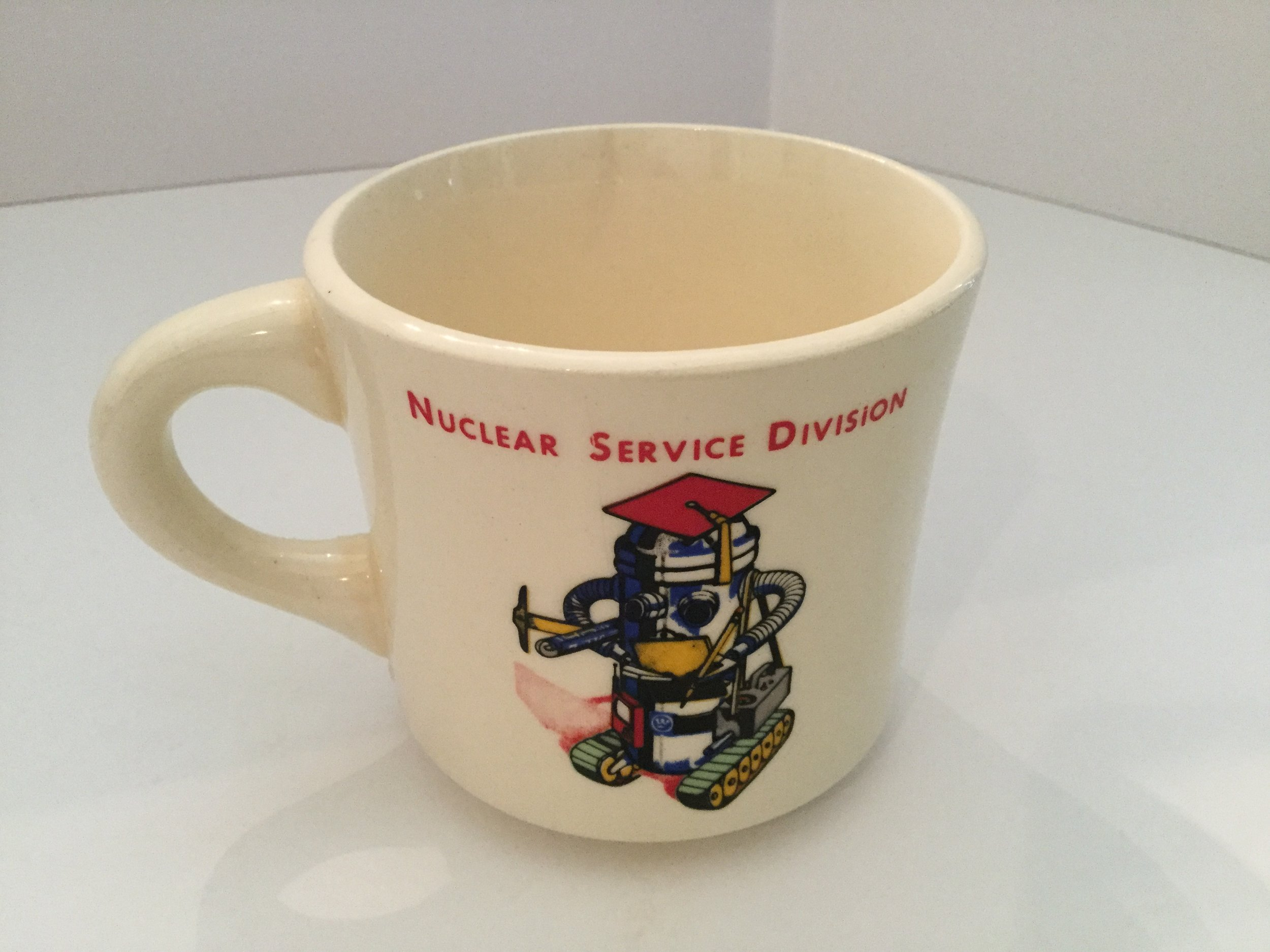 Reverse side of Dad's mug