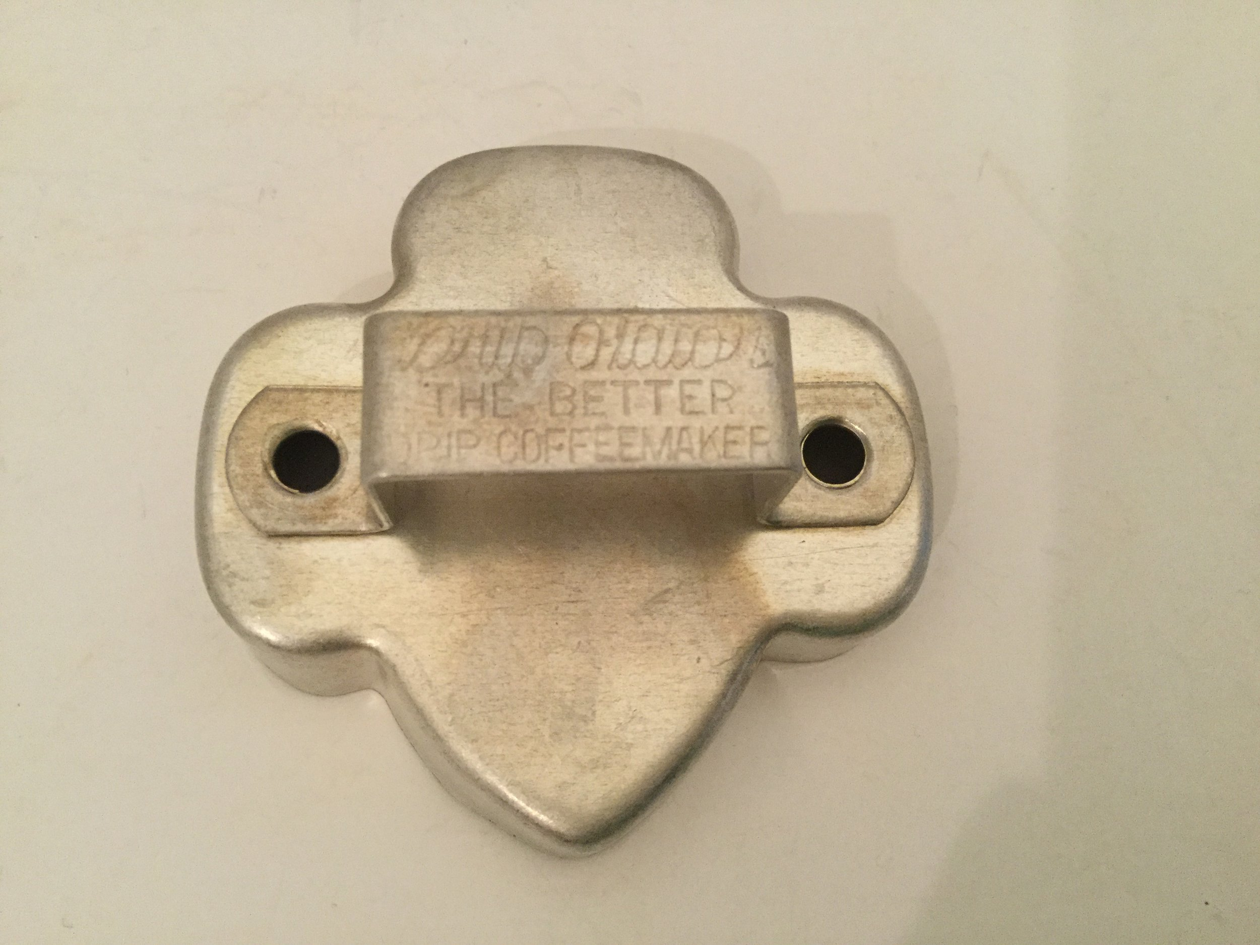 My Girl Scout cookie cutter ... 1953 or 1954