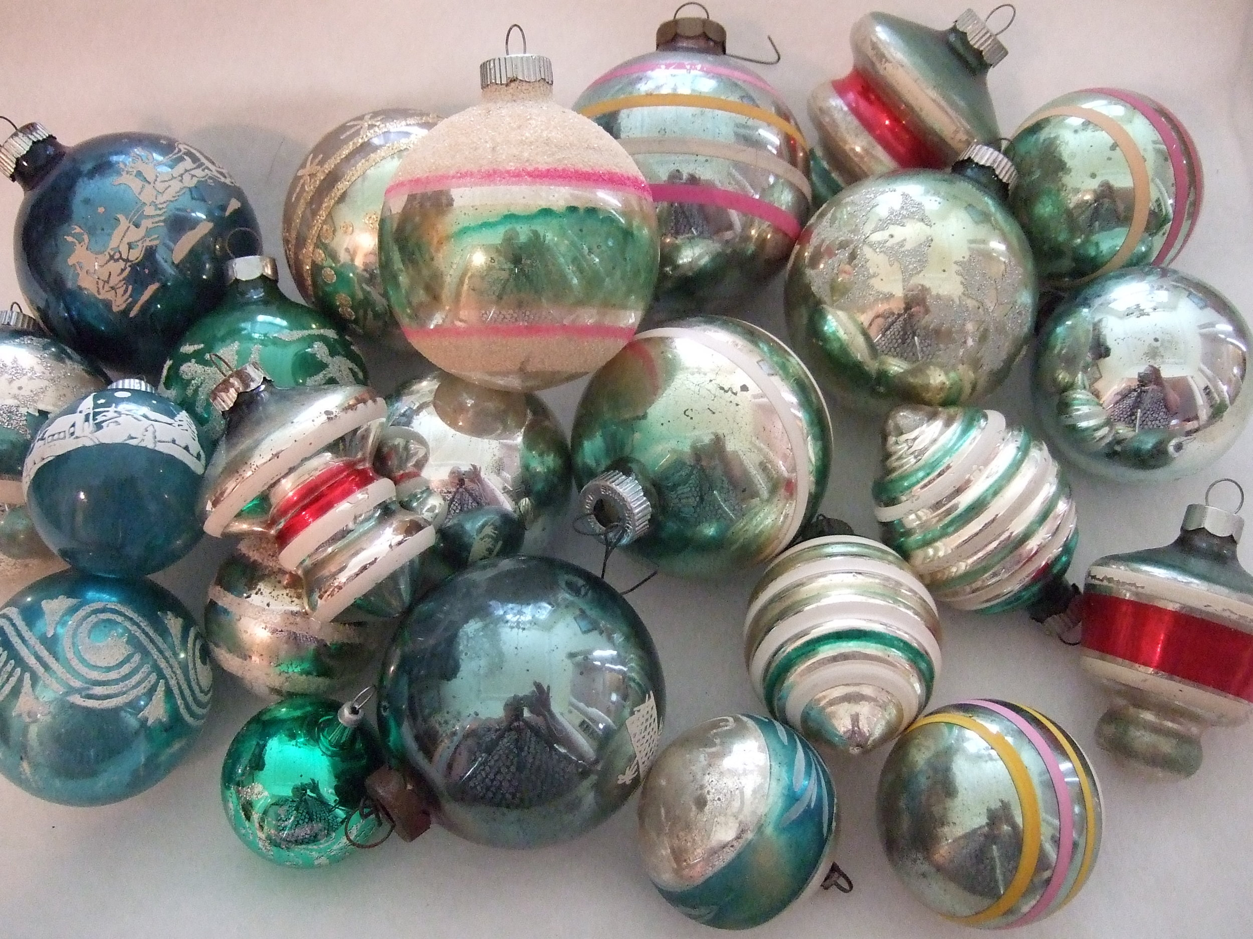 Antique Christmas Ornaments >> Collecting Vintage Christmas Ornaments Always A Collector