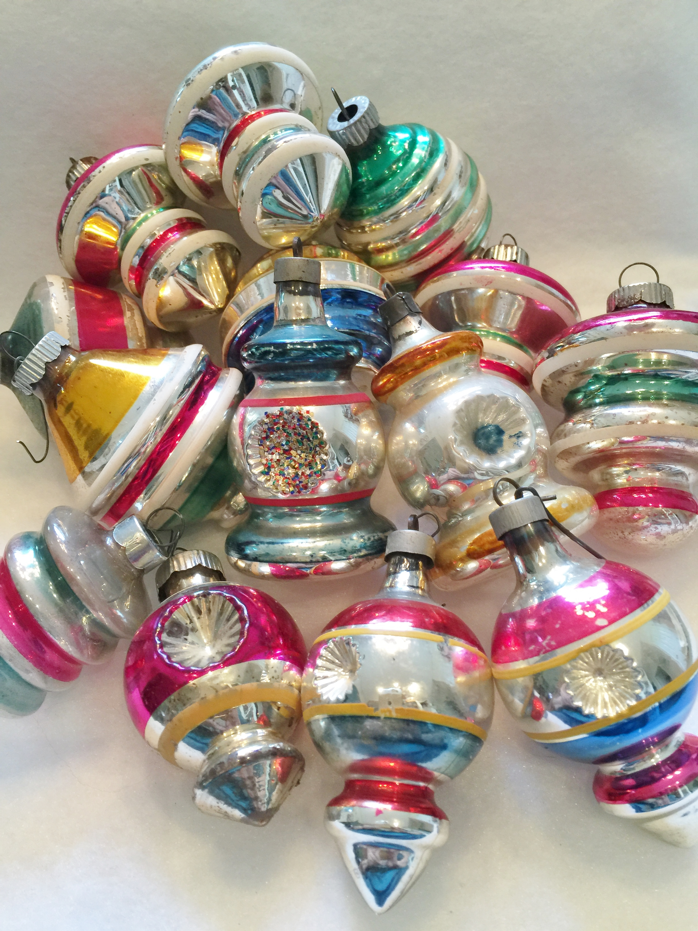 Collecting Vintage Christmas Ornaments \u2014 Always a Collector