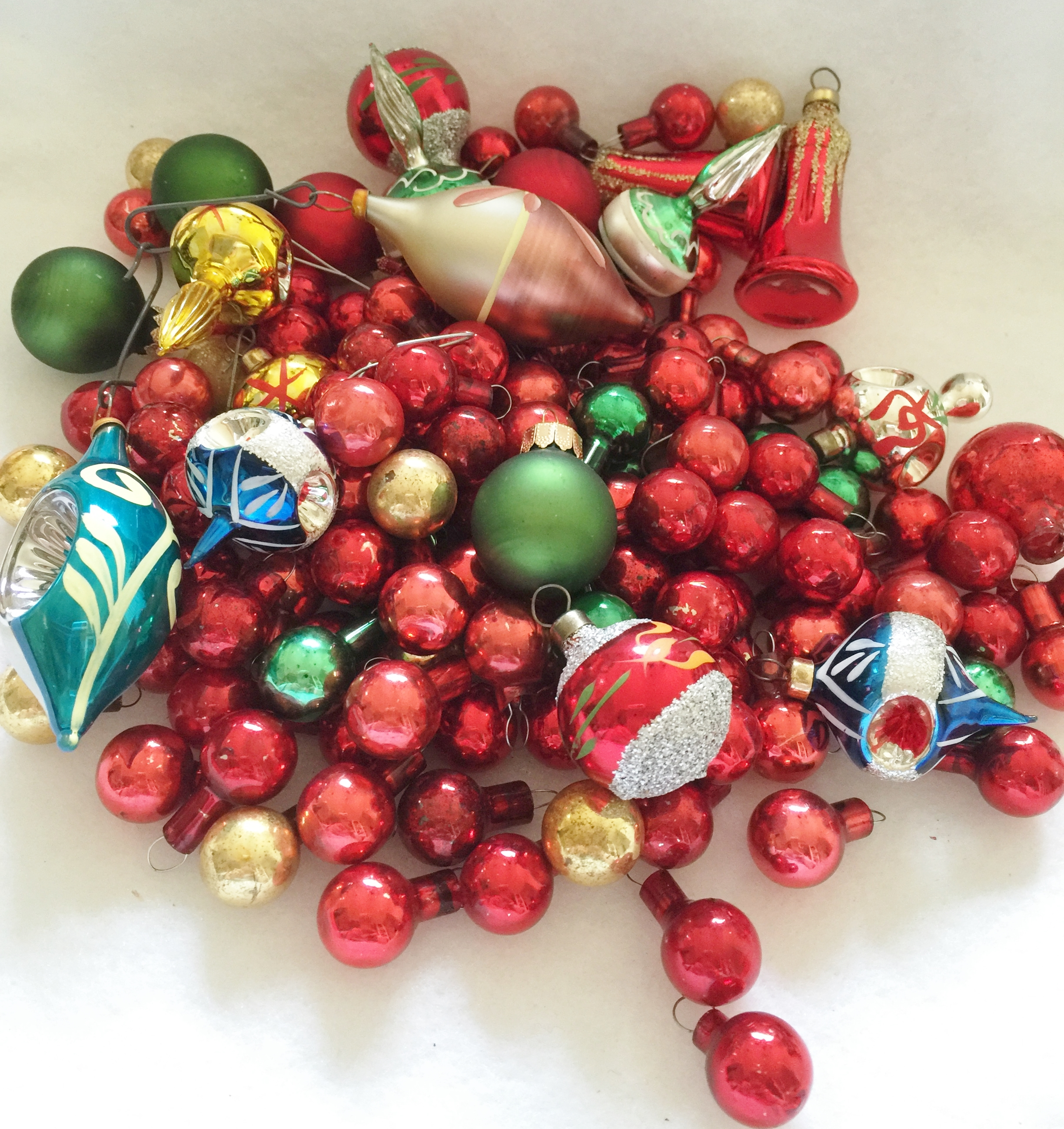 Collecting Vintage Christmas Ornaments Always A Collector