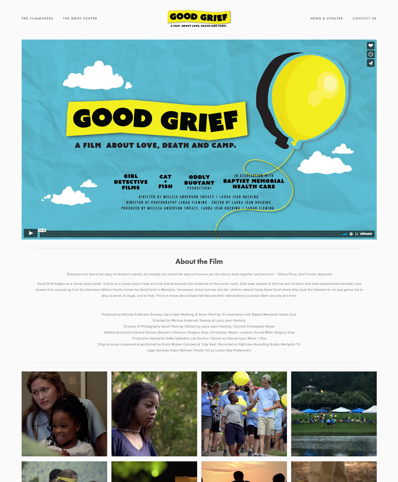 Good Grief Documentary