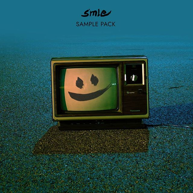 Introducing the smle sample pack! Made from a space age polymer plastic, the smle sample pack will provide you with sounds and inspiration for decades to come! out friday on @splice