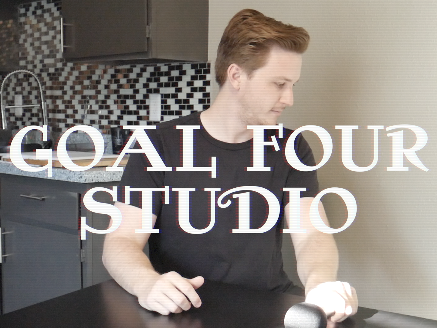 GOAL FOUR: STUDIO - A home studio to produce high quality video contentlearn more