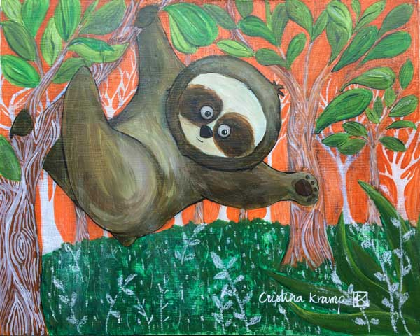 Silo Sloth