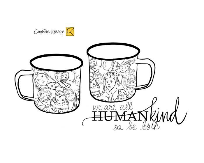 HUMANkind, people mug