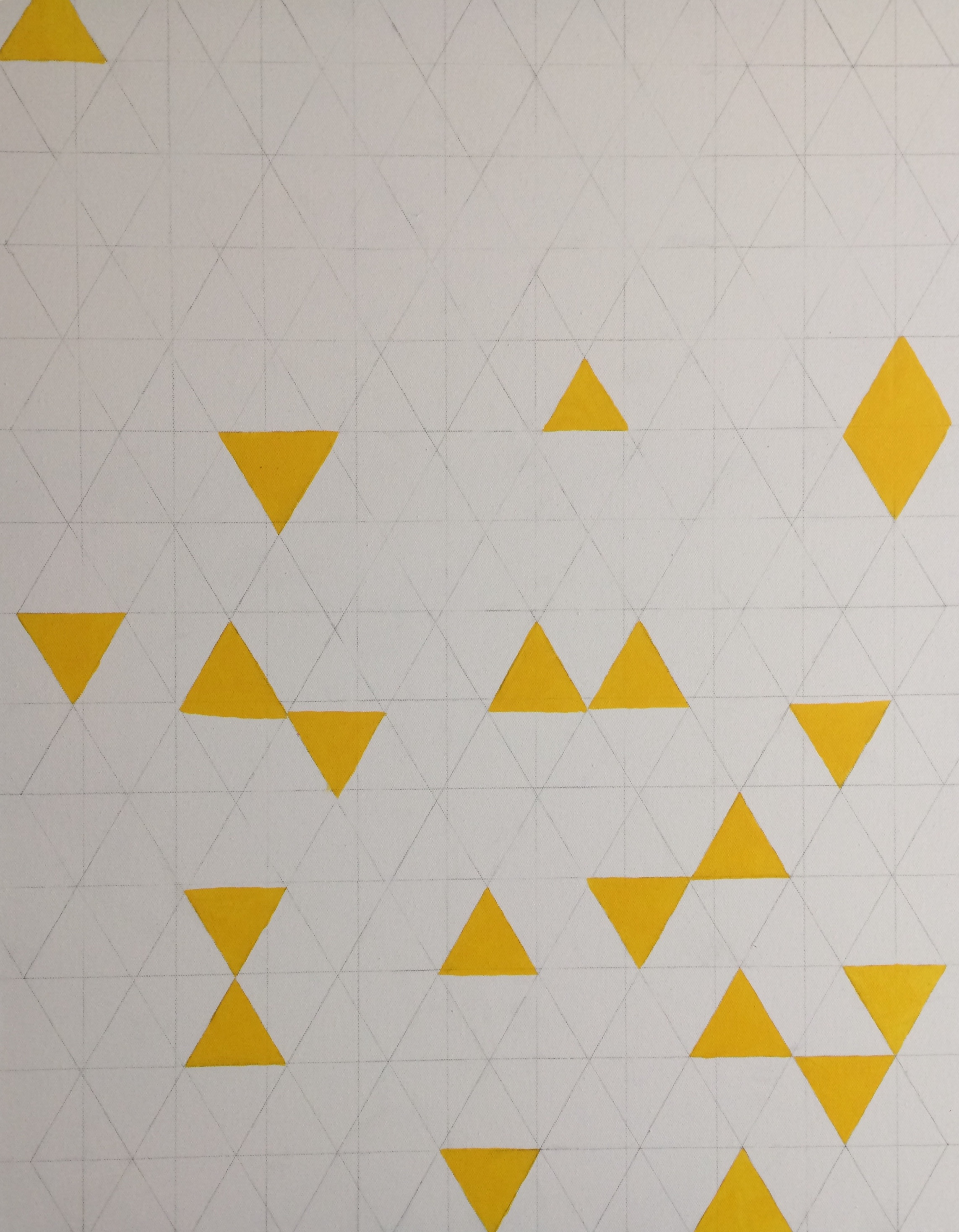 yellow triangles first