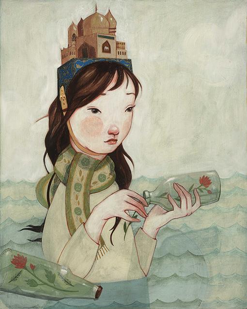 art by Rebecca Green