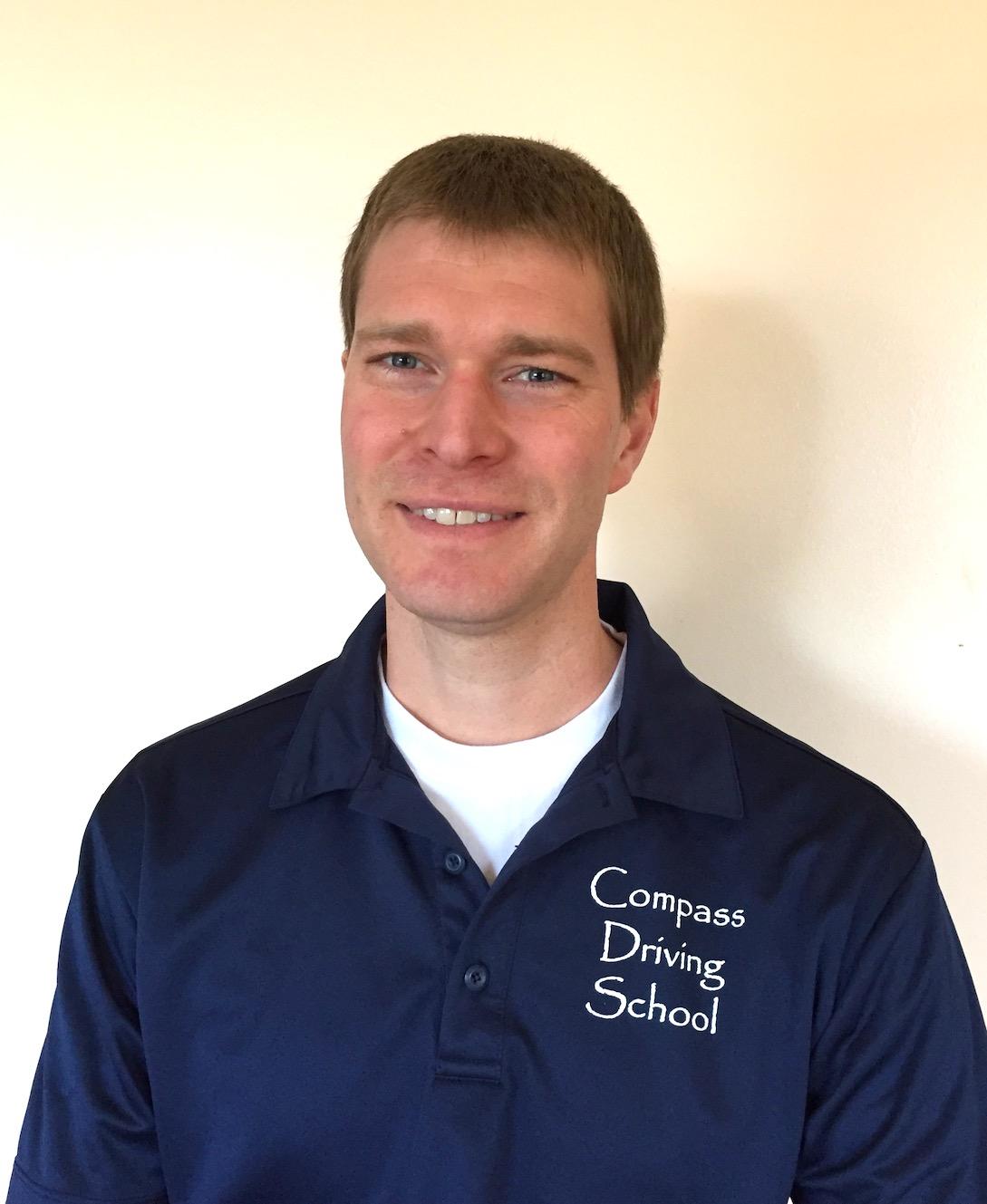 Grant Swinger Drivers Training Instructor