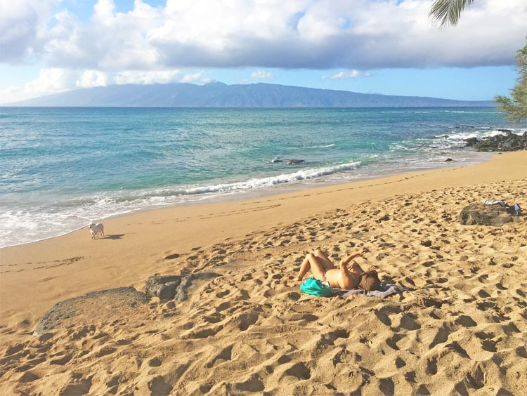 Pohaku Beach Park (S Turns)