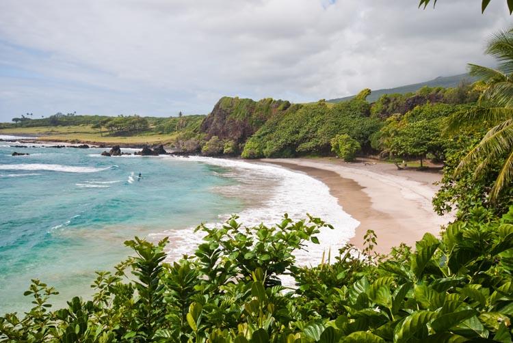 East Maui Beaches