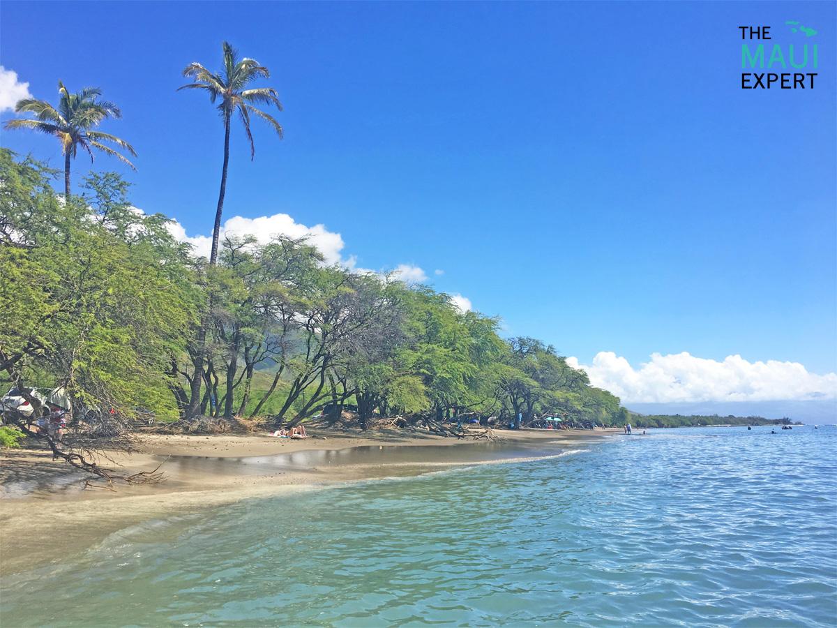 Olowalu Beach Maui Mile Marker 14