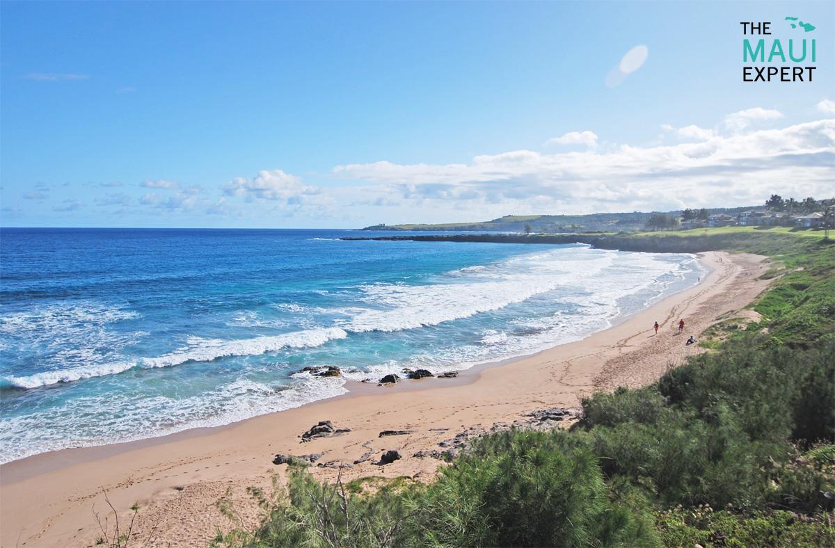 Oneloa Beach Ironwood Beach Kapalua Maui