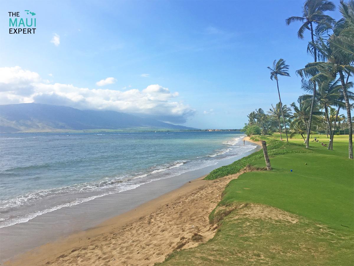 Waipuilani Beach Park Kihei Maui