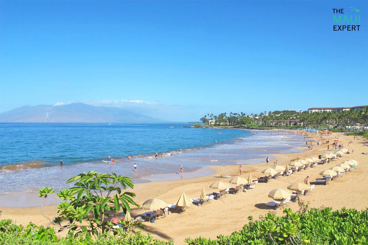 Wailea Beach Maui Grand Wailea Four Seasons