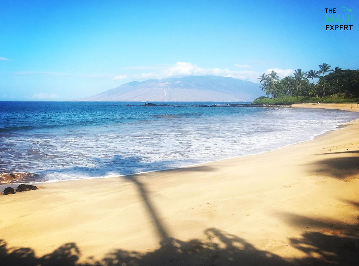 Palauea Beach Wailea Maui White Rock