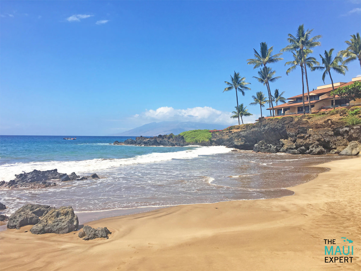 Chang's Beach Makena Maui