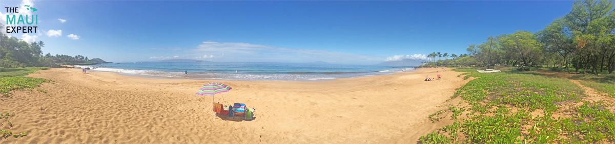 Po'olenalena Beach Makena Maui