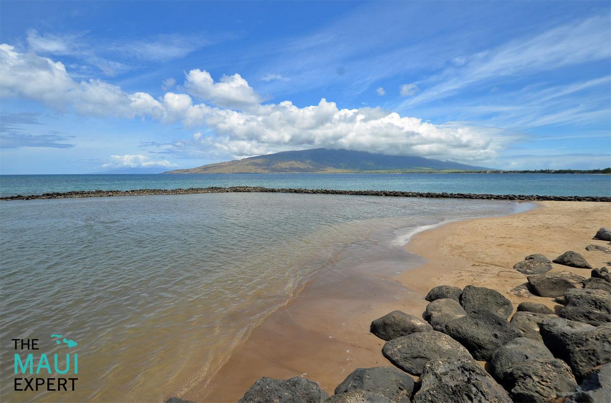 Kalepolepo Beach Park Kihei Maui Ko'ie'ie Fishpond