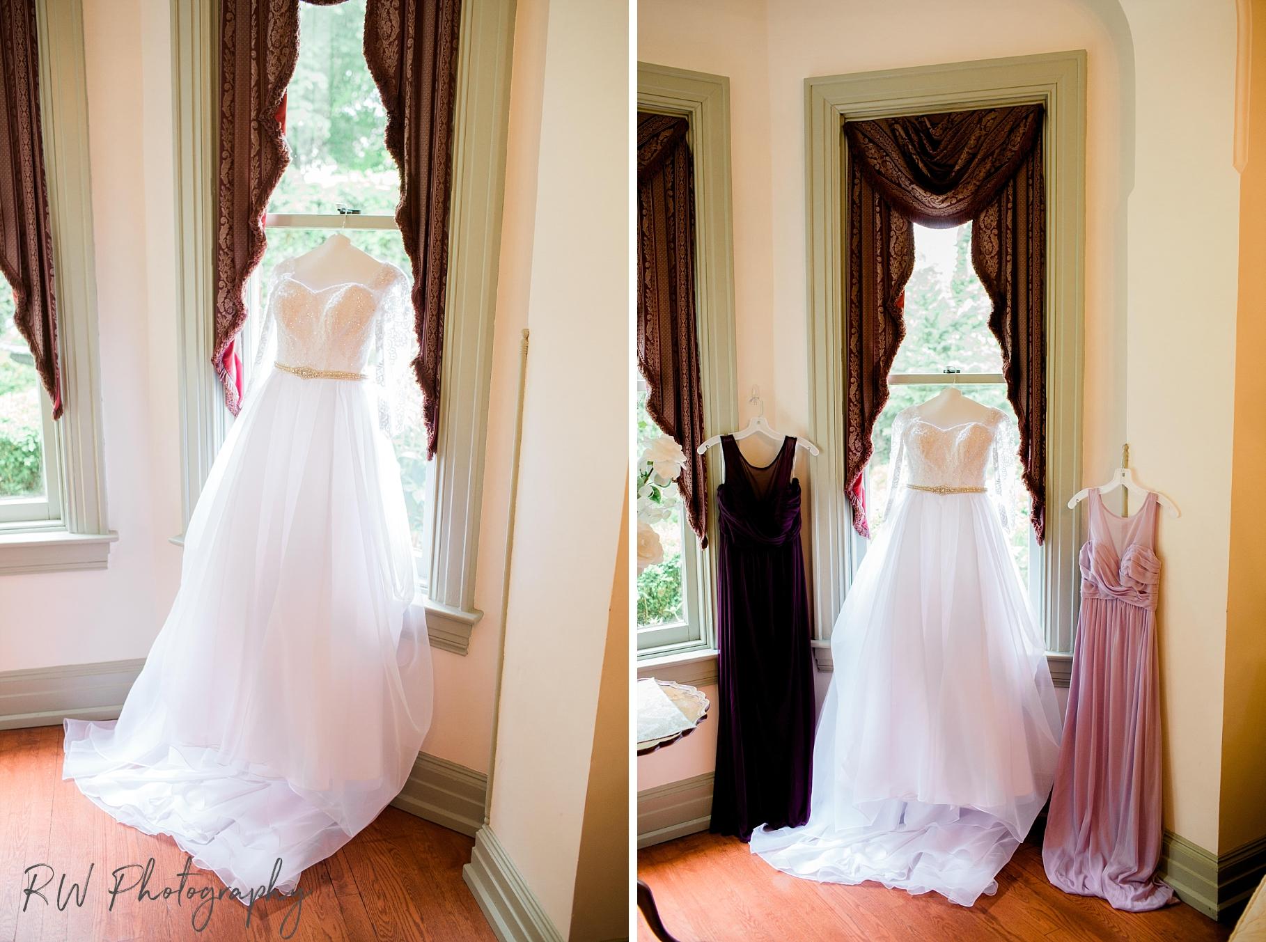 One of my favorite wedding dress shots