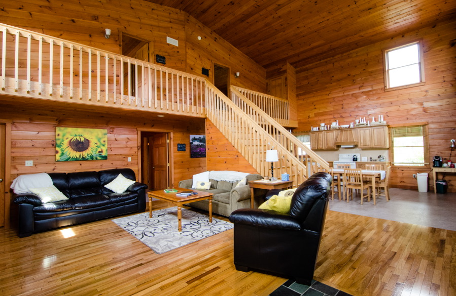 Lodge at raven creek room accommodations