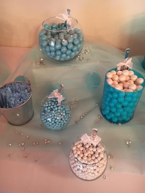 Sweet Sixteen Candy Bar