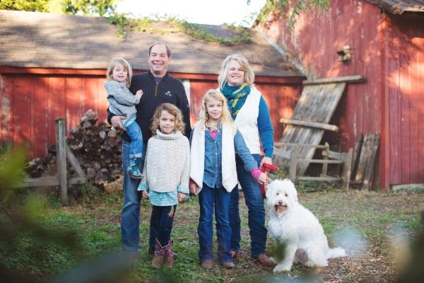 Aron and Jason Galvan, girls and Bo