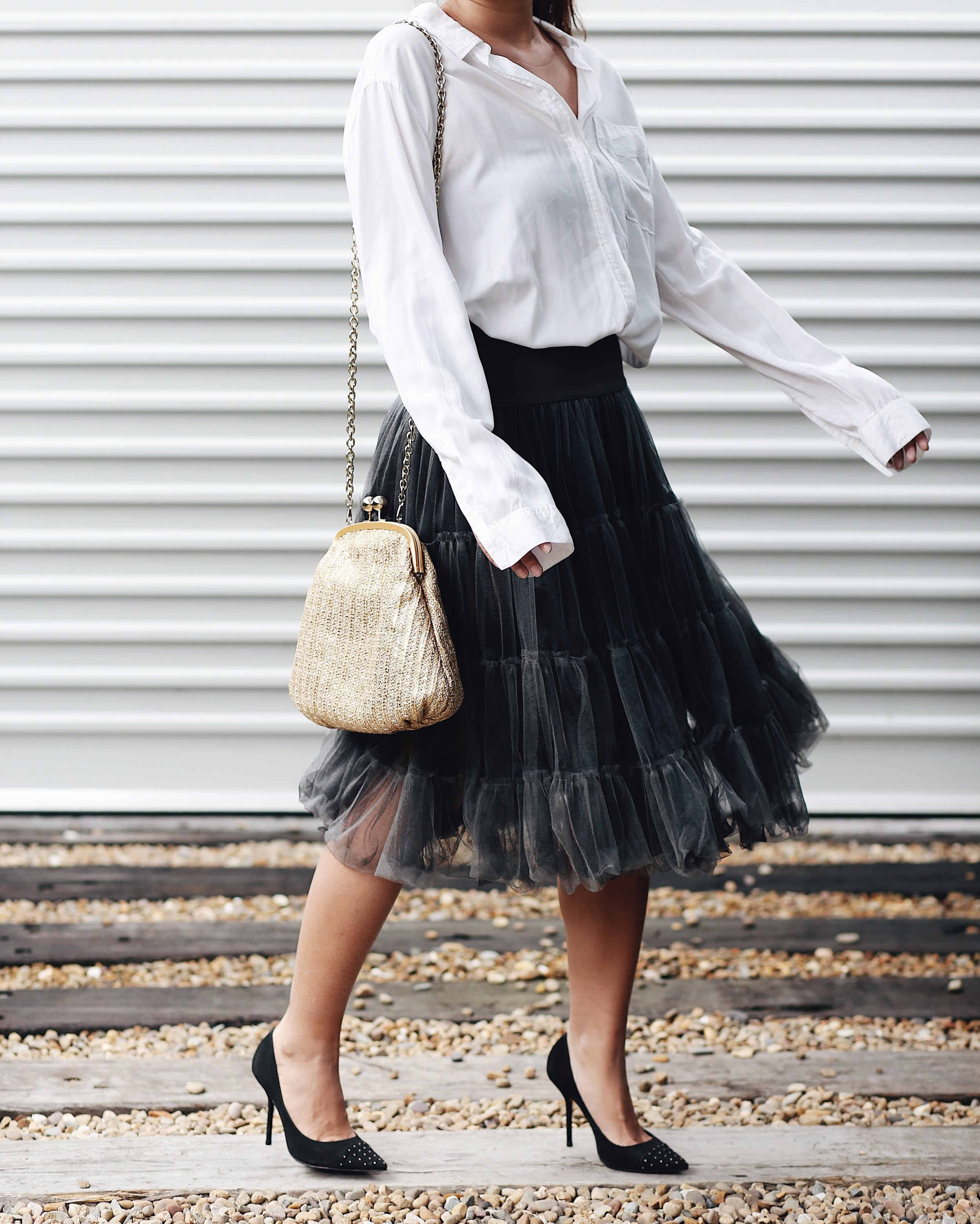 Sammy and sid vintage  Tulle skirt