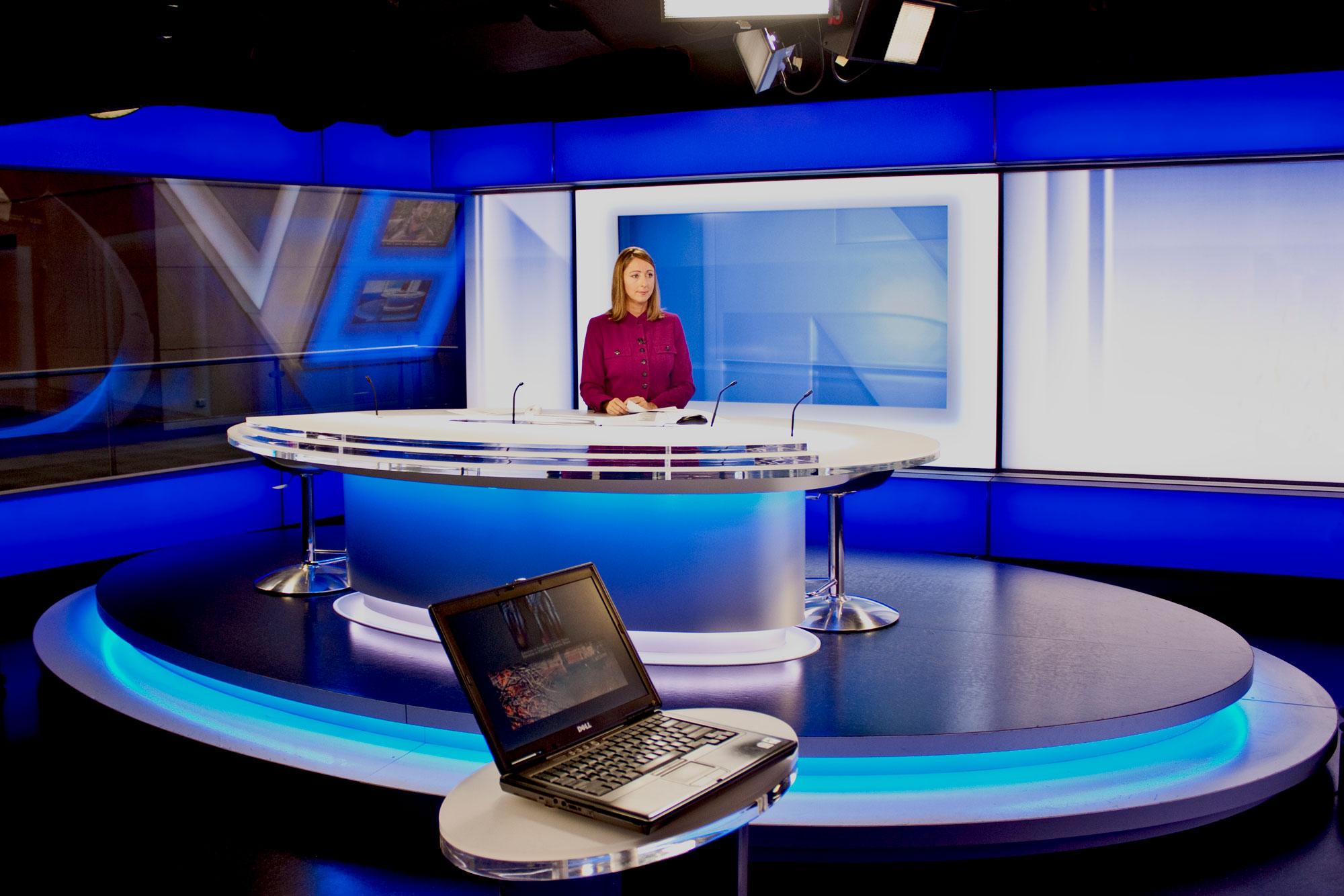 ABC 24HR NEWS STUDIO