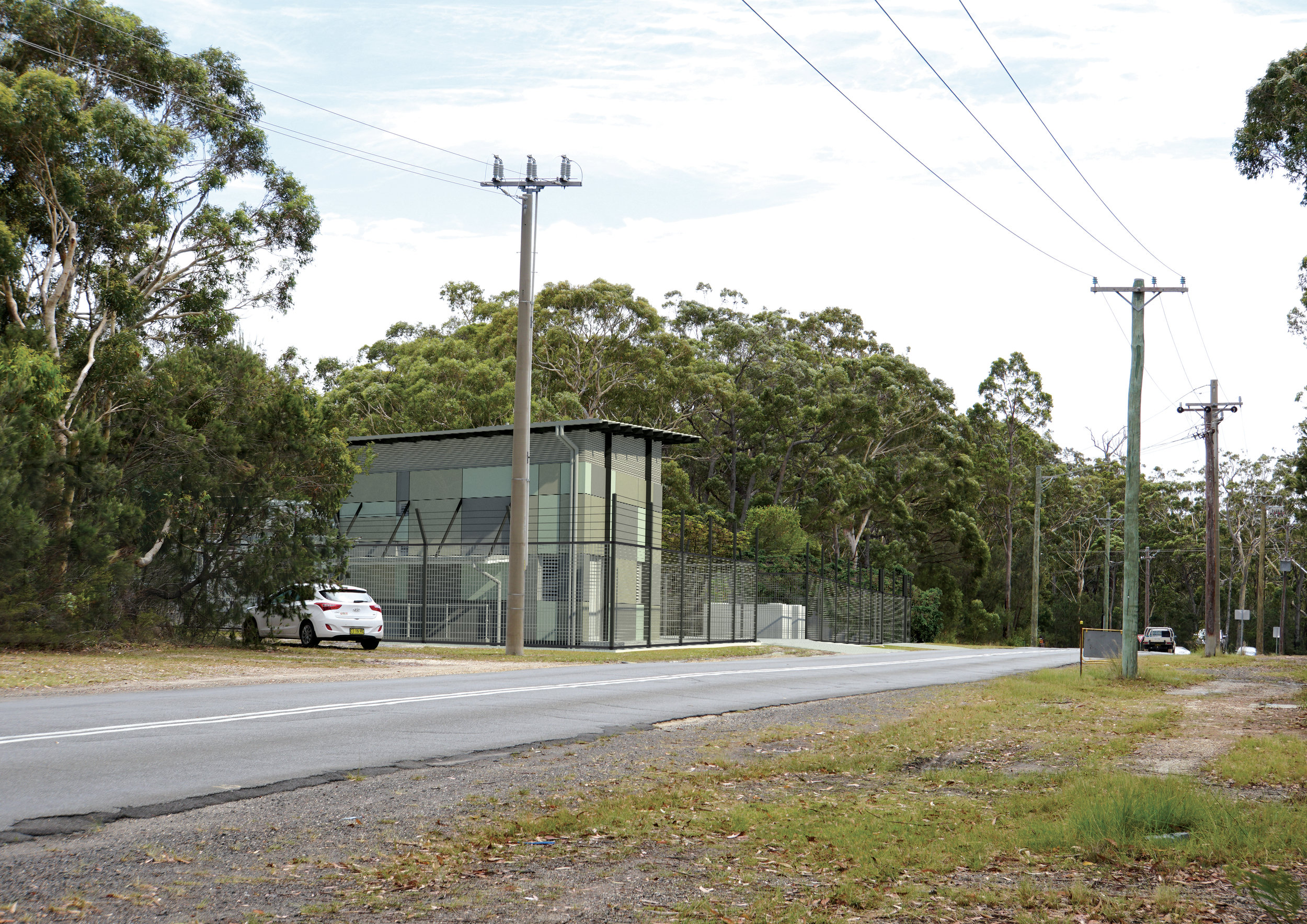 SUSSEX INLET ZONE SUBSTATION