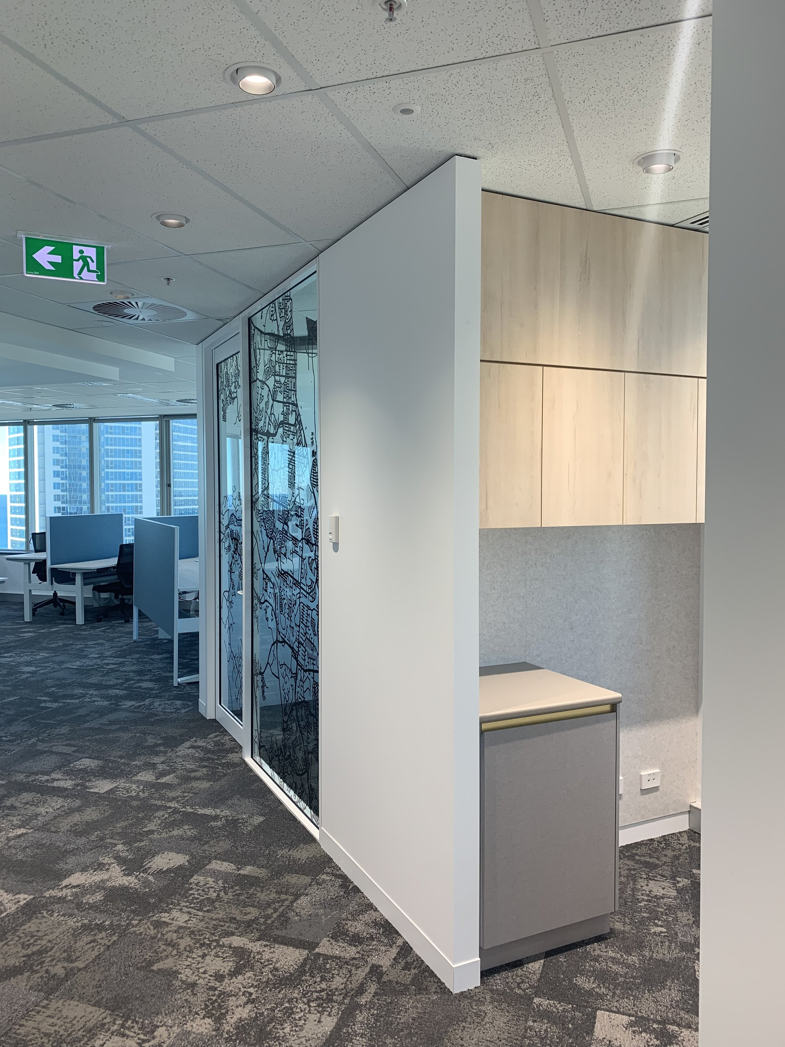 NINE NETWORK OFFICES, GOLD COAST