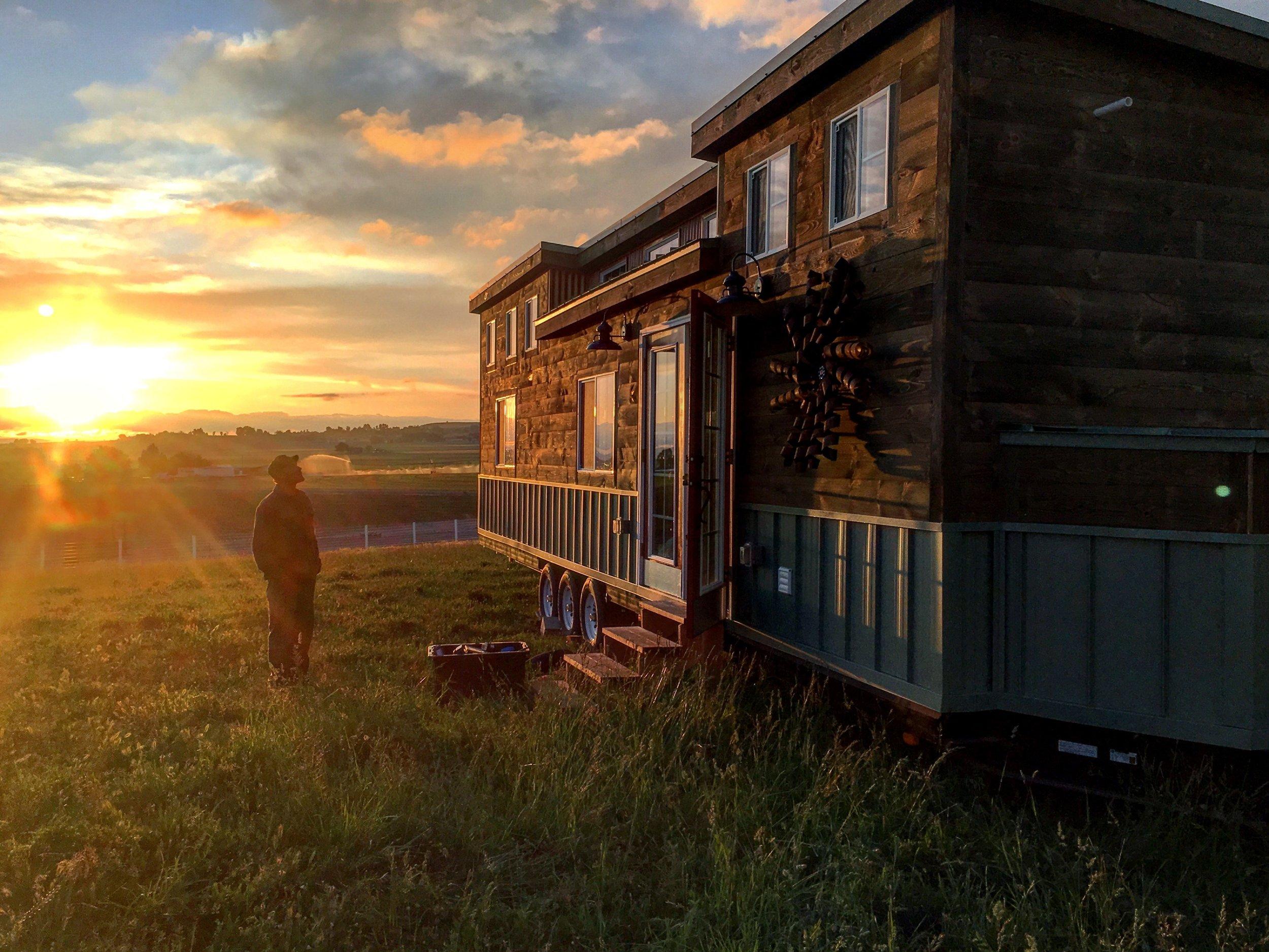 Photo Credit: David Woodson, Tiny House Nation