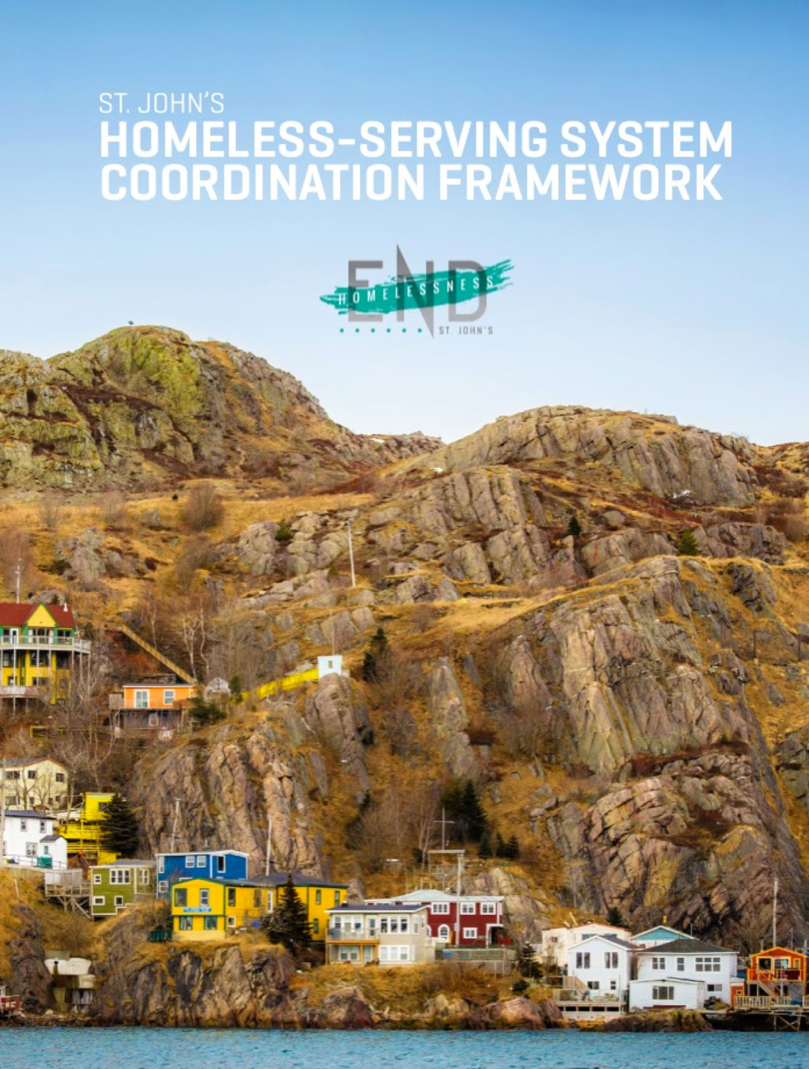 System Coordination Framework - This document was developed as result of our work with End Homelessness St. John's and the City of St. John's where we developed as System of Care Map, as well as strategy to coordinate homeless serving agencies using Coordinated Access and Assessment. You will find useful tools here that you can apply in your own community and use this document as a guide if you are developing your own Framework.Download Report