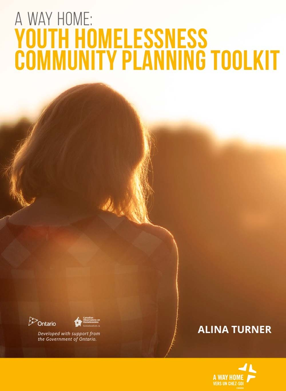 Planning Guide to End Youth Homelessness - This community planning toolkit was developed for A Way Home Canada to support their work in ending youth homelessness. The document provides a detailed look at what it takes to develop a local strategy to address this complex social issue. The guide outlines engagement strategies, government relations, budgeting, best practice analysis and community readiness with a Community Impact lens.Download Report