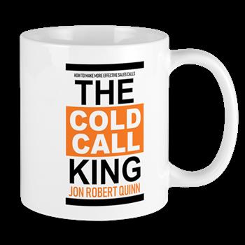 The Cold Call King Mugs  $13.19
