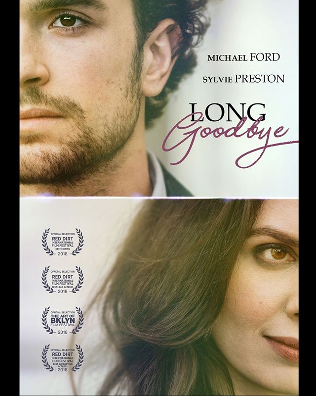 Going back to it's roots! New poster, back to the old title! Long Goodbye is finally going to be released. Details to follow ASAP, but for now it being released on Amazon, July 16th 2019. It's been such a cool journey and looking forward to spreading the news. #indiefilm #passionproject #longtimecoming