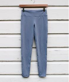 Blue Leggings   Ademurelife Fashion Blog