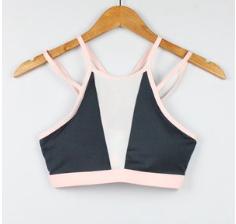 Multi color sports bra   Ademurelife Fashion Blog
