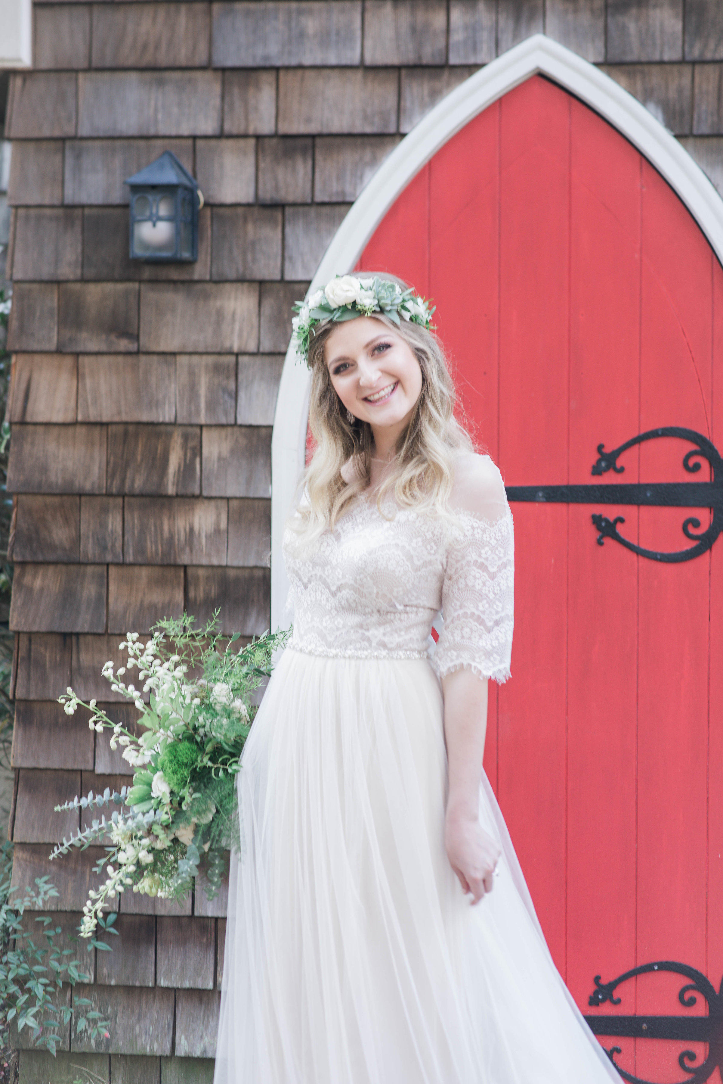 Bride Red Door Wedding | Ademurelife Fashion Blog