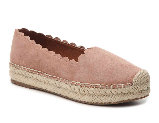 ESPADRILLE SNEAKERS - I'm a huge fan of this new trend! These particular espadrille sneakers are so cute with the 1
