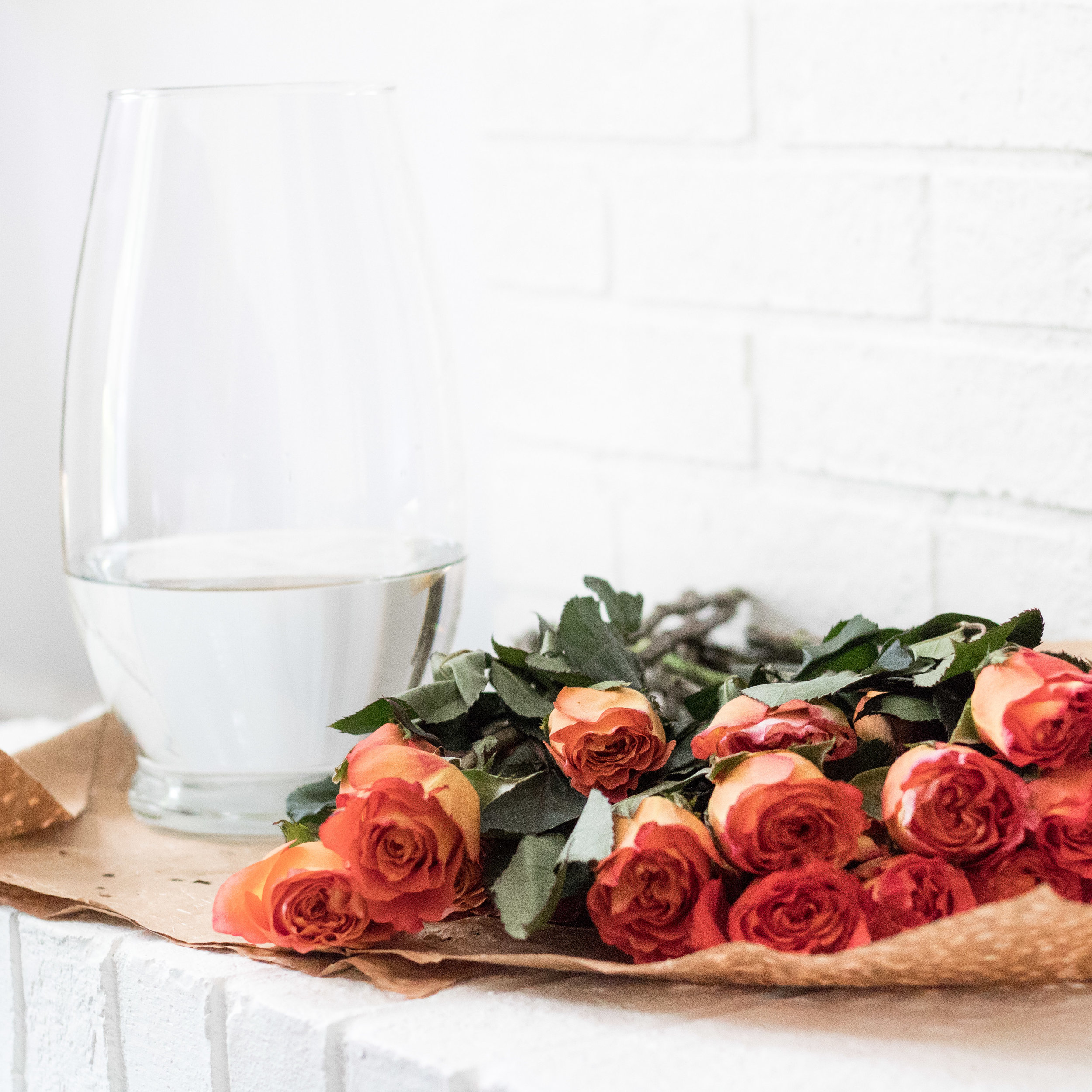 Fresh Flowers Water Pitcher | Ademurelife