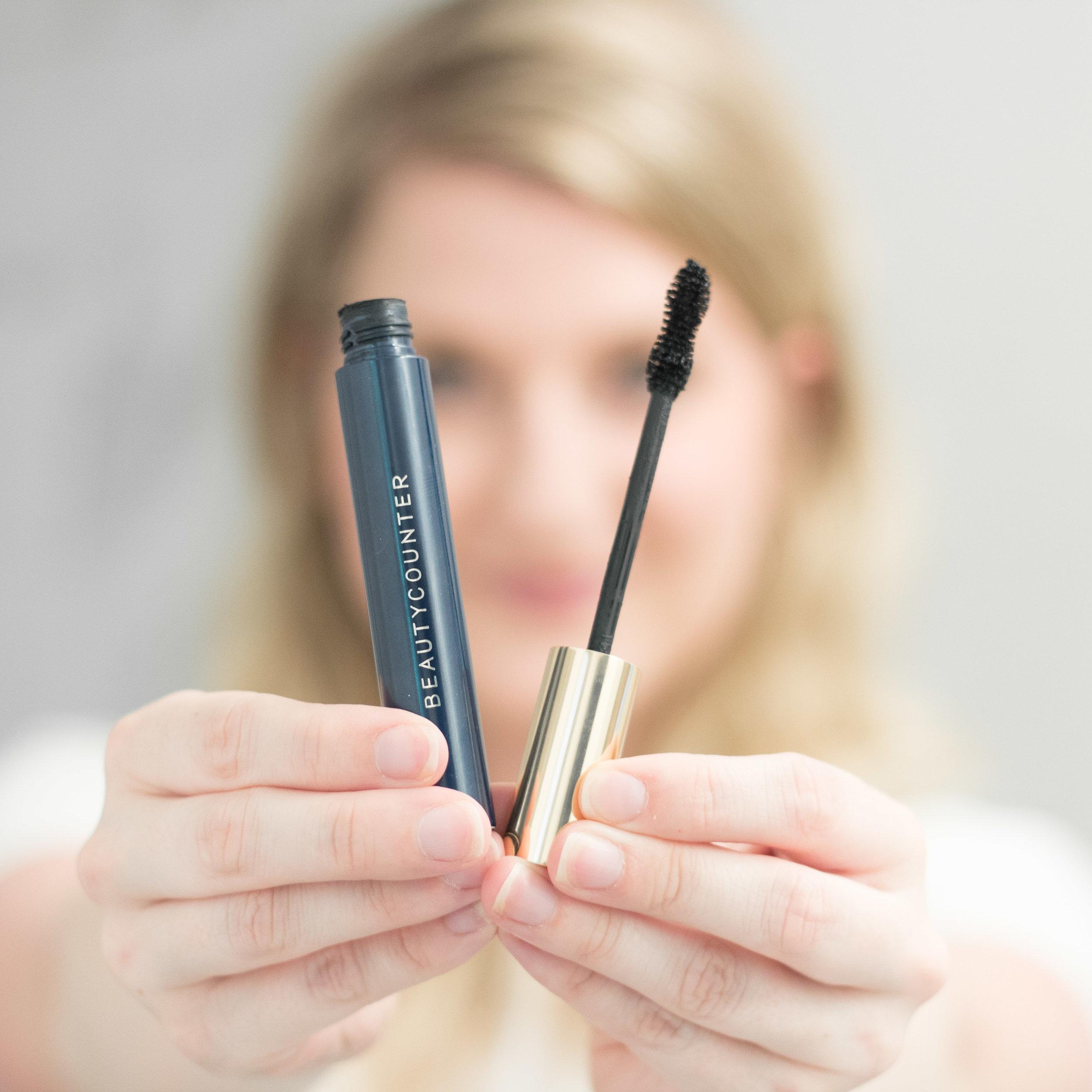 Beauty Counter's Flawless in Five Volumizing Mascara